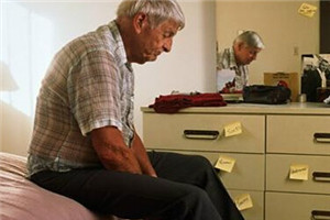 老年痴呆症有哪些症状