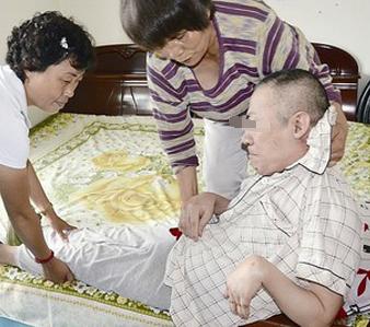 中风病人的护理常规