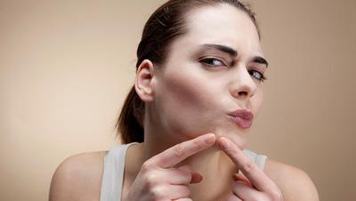 子宮肌瘤會引起痤瘡嗎
