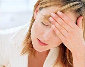 颈椎病引起的偏头痛