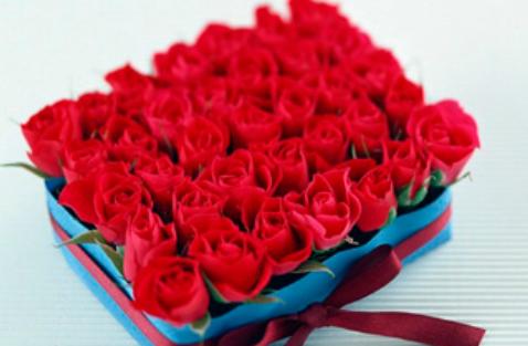 纸折立体玫瑰花大全步骤图解