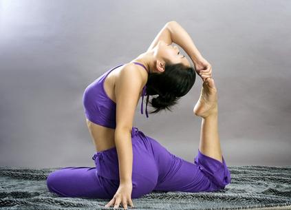 便秘的瑜伽体位锻炼治疗