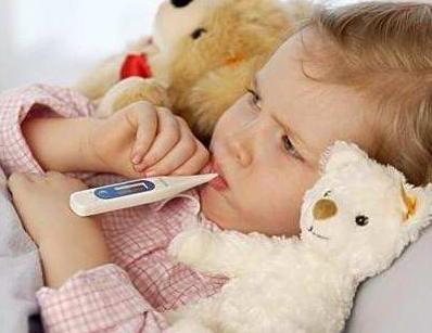 小孩感冒刮痧图解