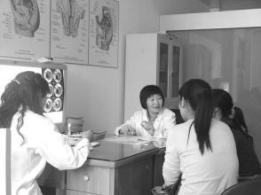 宮頸多發性納氏囊腫怎么回事
