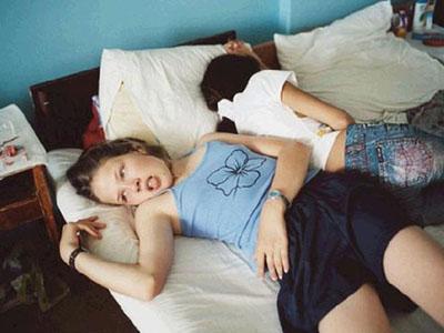 青春期女性奇特的生理秘密图片