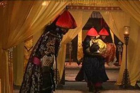 皇帝临幸妃子过程 侍寝秘事 图组