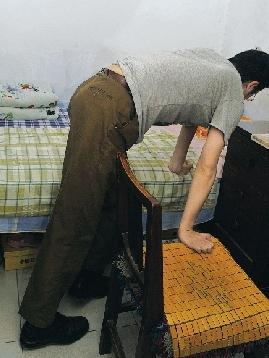 三代单传男孩患渐冻症曾被医生误诊为肝炎