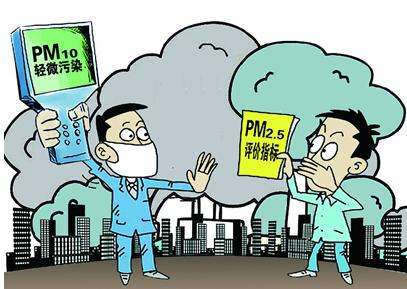 PM2.5爆表鼻炎患者猛增