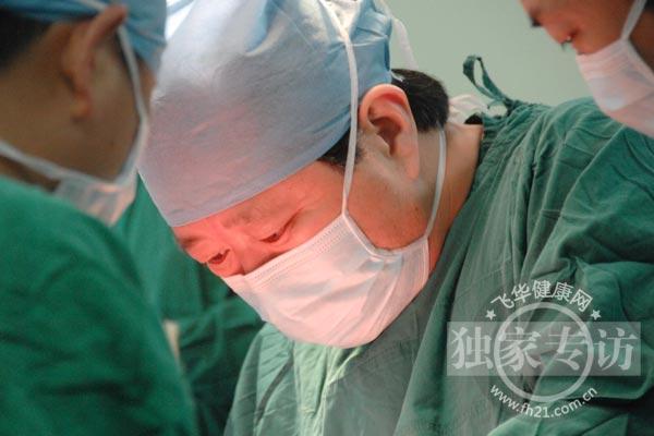 陈忠:血管外科对疾病治疗的意义