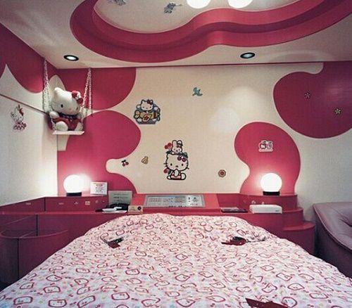 日本的情趣酒店到底多有趣-!