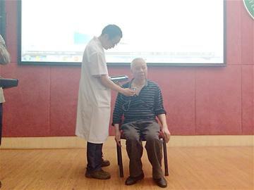 老年面瘫发作咋治疗