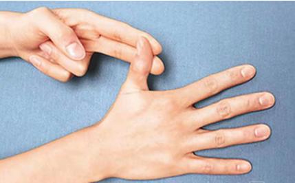 狭窄性腱鞘炎偏方