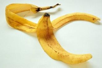 香蕉皮治牛皮癣可行吗