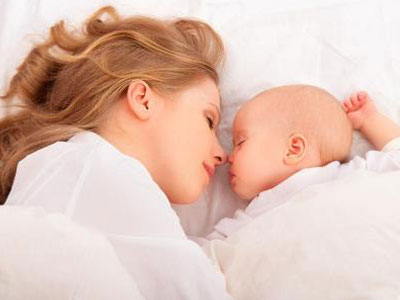宝宝浅睡眠对身体好吗?