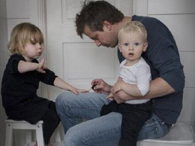 从出生前到孩子1岁,奶爸都能做些啥?