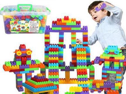 这些玩具,宝宝越玩越聪明!