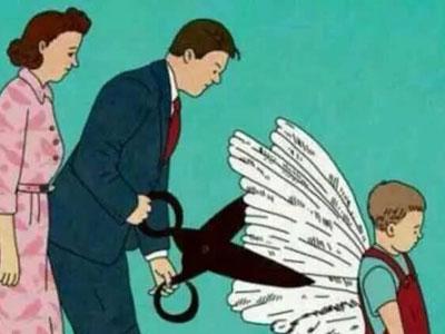 发脾气是教育的最大死敌