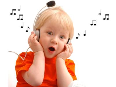 宝宝启蒙教育:如何用音乐提升智力