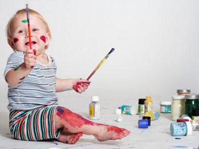 幼儿早教:孩子几岁学画画最好