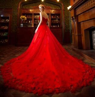 不同身材穿婚纱攻略,让你更美