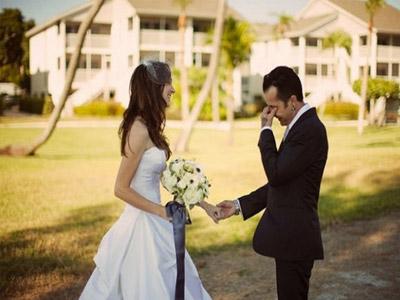 新娘试穿婚纱要注意些什么