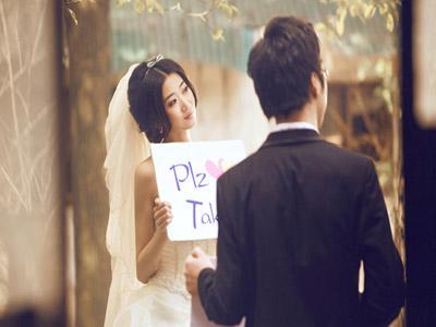 拍摄婚纱照需注意哪些事情
