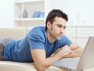 男人是如何在网上泡妞的?