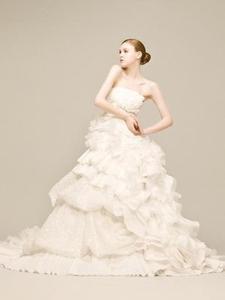 挑婚纱前应做好哪些准备