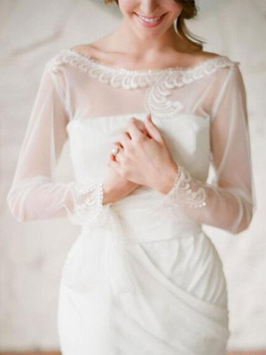 金牛座适合什么风格的婚纱
