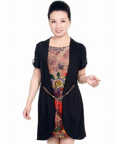 中年女人发福穿什么衣服显瘦