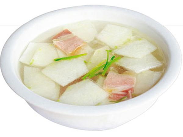 喝冬瓜汤养胃吗