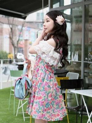 春夏出游让你人气爆棚的连衣裙装扮
