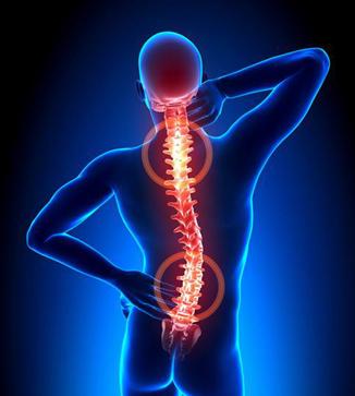 背后疼痛是怎么回事图片