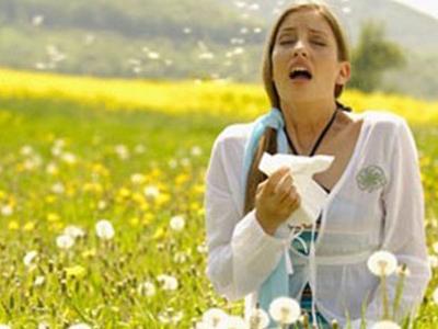 春季过敏者户外活动须知六件事