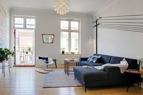 创意出别样的生活64平米别致的生活元素设计