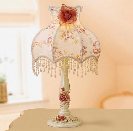 漂亮台灯应该是什么样的