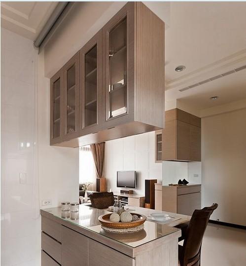 时下流行:隐藏玄机90平3房2厅设计