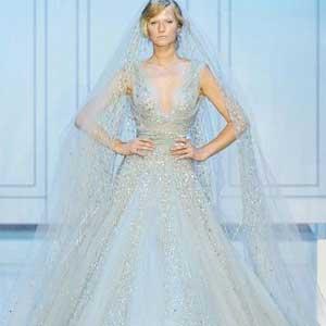 绝美新娘婚纱都有什么样的