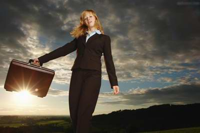 职场女性敢成功吗?