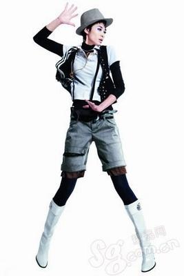 时尚POLO衫街头最流行什么