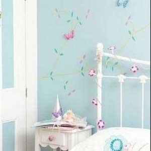 婚房设计快乐墙面构造温馨家居