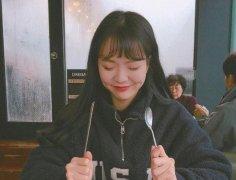 韩国女神都在留的中长发型,2017年中长发新款图片
