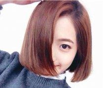2017年流行什么样的短发?2017年韩国流行的短发发型