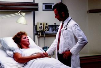 老年女性中风的早期护理