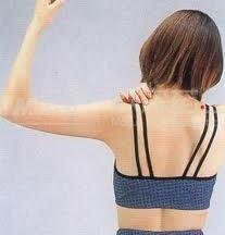 治疗肩周炎运动图解方法