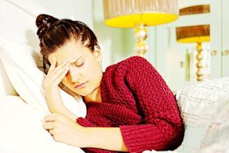 淋巴癌会导致头疼吗
