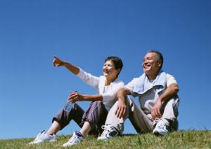 老年人也同样有相恋的权利1