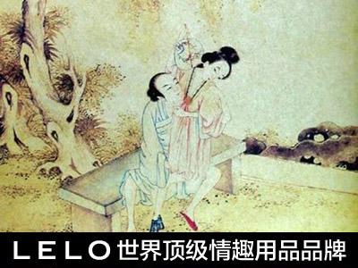 唐伯虎画作揭秘古代性风俗