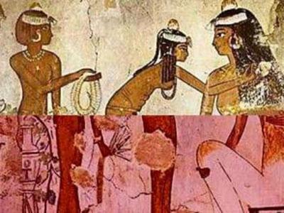 古代女人的出轨行为很有特点