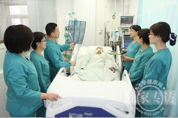 王宁:重症蛛网膜下腔出血治疗的研究成果